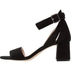 Rzymianki damskie: Shoe The Bear MAY  Sandały black