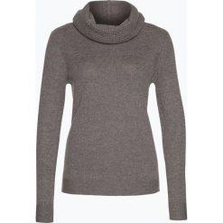 Golfy damskie: Esprit Casual – Sweter damski z kominem, beżowy
