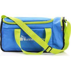 Torby podróżne: Meteor Torba sportowa NEPR niebiesko-zielona 20l (75413)