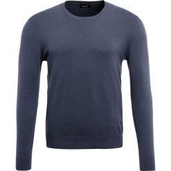 Swetry klasyczne męskie: Sisley Sweter grey