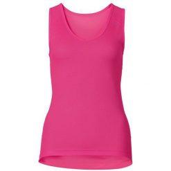 Odlo Koszulka damska Singlet CUBIC różowa r. XL (140291). T-shirty damskie Odlo, xl. Za 55,43 zł.