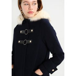 Płaszcze damskie pastelowe: Topshop HOLLY SHORT COAT Krótki płaszcz navy
