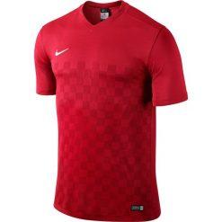 KOSZULKA NIKE ENERGY III (645491-657). Czerwone koszulki sportowe męskie Nike, na lato, m, z materiału. Za 79,99 zł.