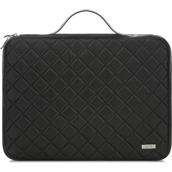 bc5691df1f052 Pokrowiec na laptopa 15'' - Czarne torby na laptopa Ochnik, ze skóry. Za  299,90 zł. - Torby na laptopa - Torby i plecaki - myBaze.com