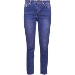 Boyfriendy damskie: 2nd Day NIKKI FRINGE Jeansy Straight Leg blue