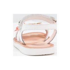 Gioseppo Sandały blanco. Białe sandały chłopięce Gioseppo, z materiału. Za 189,00 zł.