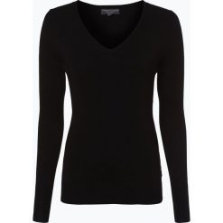 Marie Lund - Sweter damski, czarny. Czarne swetry klasyczne damskie Marie Lund, l, z dzianiny. Za 129,95 zł.