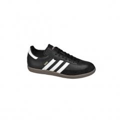 Buty halowe do piłki nożnej Samba. Czarne buty skate męskie marki Asics, do piłki nożnej. Za 249,99 zł.