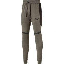 """Spodnie męskie: Spodnie dresowe """"BND Tech"""" w kolorze khaki"""