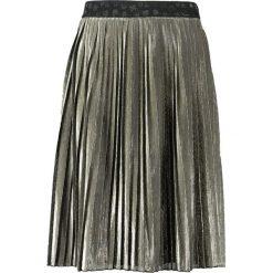 Spódniczki plisowane damskie: Aaiko LETYA  Spódnica plisowana bronze