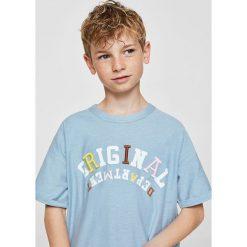 Odzież dziecięca: Mango Kids – T-shirt dziecięcy Origin 110-164 cm