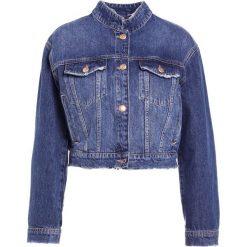 Bomberki damskie: Won Hundred COURTNEY Kurtka jeansowa blue denim