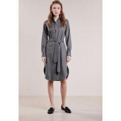 Polo Ralph Lauren Sukienka koszulowa medium charcoal grey. Czarne sukienki marki Polo Ralph Lauren, polo. W wyprzedaży za 1028,30 zł.