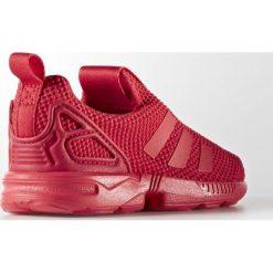 Adidas Originals ZX FLUX 360 SC I Tenisówki i Trampki rayred. Czerwone trampki chłopięce adidas Originals, z materiału. W wyprzedaży za 139,30 zł.