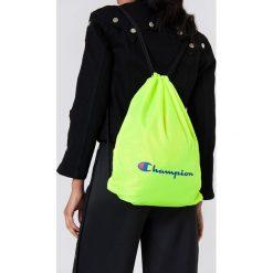 Plecaki damskie: Champion Plecak worek – Yellow