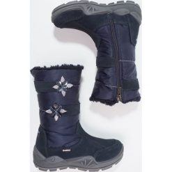 Buty zimowe damskie: Primigi Śniegowce navy