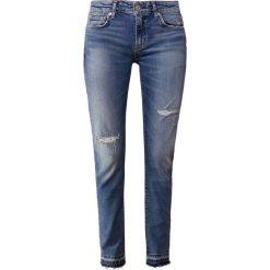 Jeansy damskie: Agolde LARA LOWRISE SKINNY Jeans Skinny Fit badlands
