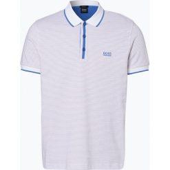 BOSS Athleisurewear - Męska koszulka polo – Paddy 5, czarny. Czarne koszulki polo BOSS Athleisurewear, m, w paski. Za 479,95 zł.