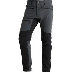 Chinosy męskie: Haglöfs RUGGED FLEX PANT MEN Spodnie materiałowe magnetite/true black
