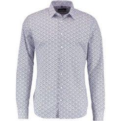 Koszule męskie na spinki: Seidensticker SLIM MODERN KENT Koszula hellblau