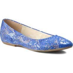 Baleriny BALDACCINI - 786500-C Kroks Chaber. Niebieskie baleriny damskie zamszowe marki Baldaccini. W wyprzedaży za 159,00 zł.