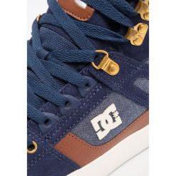 Tenisówki męskie: DC Shoes PURE HIGH WC WNT Buty skejtowe blue