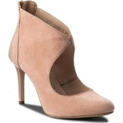 Szpilki OLEKSY - 2177/C95/000/000/000 Różowy. Czerwone buty zimowe damskie Oleksy, z materiału. W wyprzedaży za 199,00 zł.