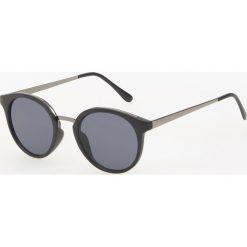 Okulary przeciwsłoneczne - Czarny - 2