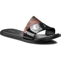 Chodaki damskie: Klapki MELISSA - Bronzer Ad 31680 Black 01003
