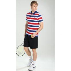 Lacoste Sport STRIPED Koszulka polo marino/blanc rouge. Niebieskie koszulki polo Lacoste Sport, m, z bawełny. Za 349,00 zł.