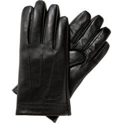Rękawiczki męskie 39-6L-343-1. Czarne rękawiczki męskie marki Wittchen. Za 99,00 zł.