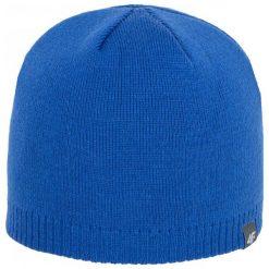 4F Męska Czapka H4Z17 cam001 Kobalt L-Xl. Niebieskie czapki zimowe męskie 4f, z tkaniny, sportowe. W wyprzedaży za 21,00 zł.