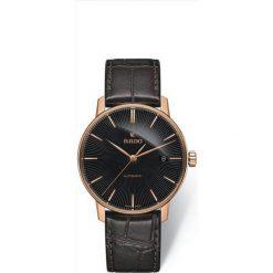 ZEGAREK RADO COUPOLE CLASSIC AUTOMATIC. Czarne zegarki męskie marki KALENJI, ze stali. Za 4980,00 zł.
