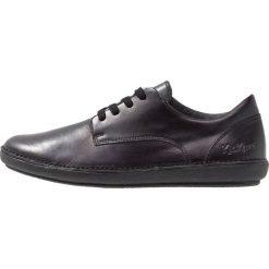 Kickers FOWFO Sznurowane obuwie sportowe noir. Czarne buty sportowe damskie Kickers, z materiału. Za 459,00 zł.