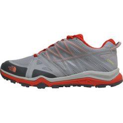 The North Face LITE II GTX Obuwie hikingowe high rise grey/fire brick red. Czerwone buty sportowe damskie marki The North Face, z materiału, outdoorowe. W wyprzedaży za 356,85 zł.