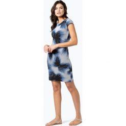 Odzież: BOSS Casual - Sukienka damska – Dafly, niebieski