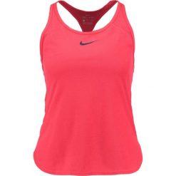 Nike Performance DRY SLAM Koszulka sportowa rot. Czerwone topy sportowe damskie Nike Performance, l, z lyocellu. W wyprzedaży za 127,20 zł.