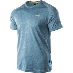 Hi-tec Koszulka męska Tabah Corsair niebieska r. XL. Niebieskie t-shirty męskie Hi-tec, m. Za 39,99 zł.