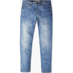Mango Man - Jeansy Jude2. Niebieskie jeansy męskie Mango Man. W wyprzedaży za 99,90 zł.