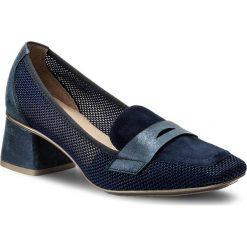 Buty damskie: Półbuty HISPANITAS - Madeira-5 HV86725 Jeans