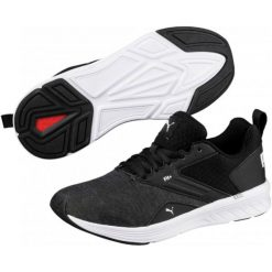 Puma Buty Do Biegania Nrgy Comet Black White 44,5. Białe buty do biegania męskie Puma, z materiału. Za 249,00 zł.