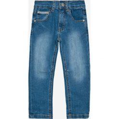 Odzież chłopięca: Blukids - Jeansy dziecięce 98-128 cm