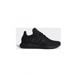Buty Dziecko adidas  Buty Swift Run. Czarne trampki chłopięce Adidas. Za 269,00 zł.