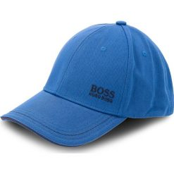 Czapka z daszkiem BOSS - Cap 1 50245070  421. Niebieskie czapki z daszkiem męskie Boss, z bawełny. Za 189,00 zł.