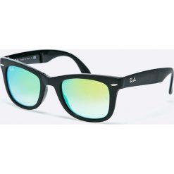 Okulary przeciwsłoneczne męskie: Ray-Ban – Okulary Folding Wayfarer