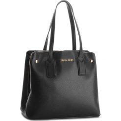 Torebka JENNY FAIRY - RH2026 Black. Czarne torebki klasyczne damskie marki Jenny Fairy, ze skóry ekologicznej. Za 119,99 zł.