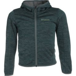 Columbia S'MORE ADVENTURE FULL ZIP HOODIE Kurtka z polaru cypress heather. Brązowe kurtki dziewczęce sportowe marki Columbia, l, z materiału. W wyprzedaży za 152,10 zł.