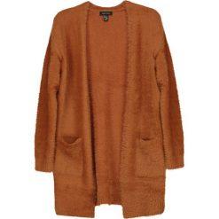 Swetry damskie: New Look Kardigan rust