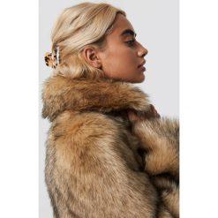 Ozdoby do włosów: NA-KD Accessories Spinka do włosów Resin Look - Beige