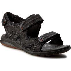 Sandały ECCO - Cruise 84170412001 Black. Czarne sandały męskie skórzane marki ecco. Za 449,90 zł.